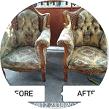 Before-After jasa cuci sofa jakarta timur