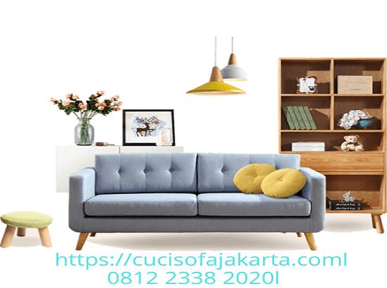 Jasa Cuci Sofa di Jakarta Pusat