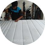 Proses Penyedotan Jasa Cuci Springbed Jakarta Timur