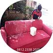 Proses penyampoan jasa cuci sofa jakrta timur