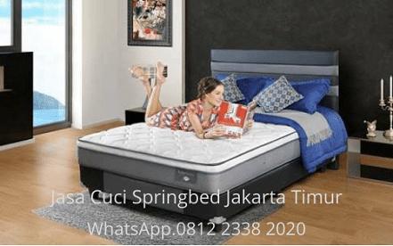 Jasa Cuci Springbed Jakarta Timur